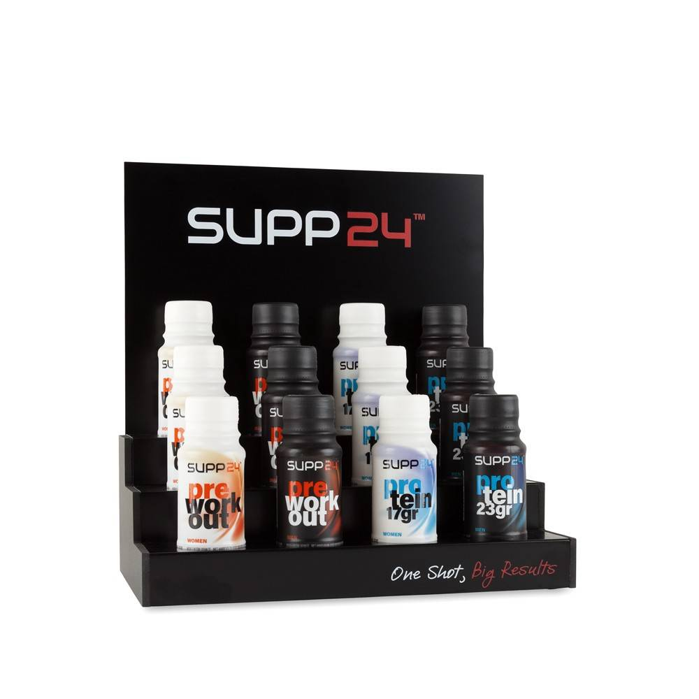 SUPP24 Display